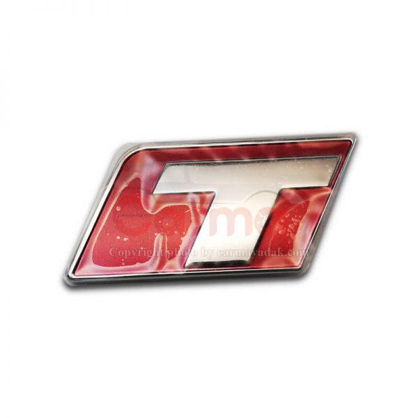 آرم T روی درب صندوق عقب هایما S5 شرکتی(3)