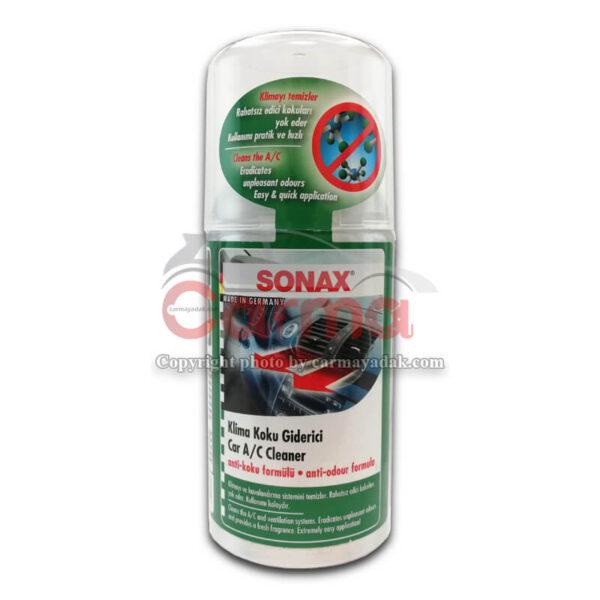 اسپری آنتی باکتریال SONAX
