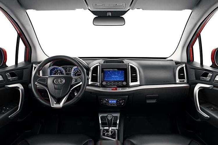 فضای کابین های خودرو جک S3
