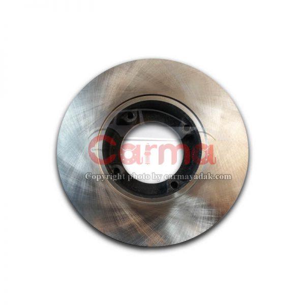 دیسک چرخ جلو ام وی ام 110 برند فرانکو (3)