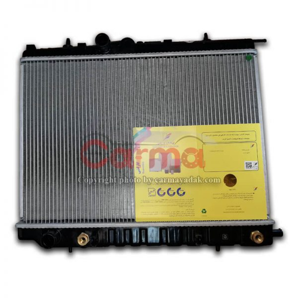 رادیاتور آب اچ سی کراس کوشش رادیاتور(1)