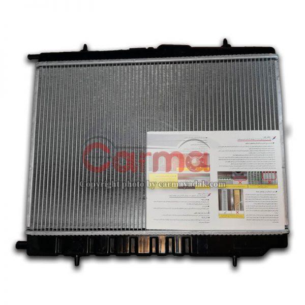 رادیاتور آب اچ سی کراس کوشش رادیاتور(2)