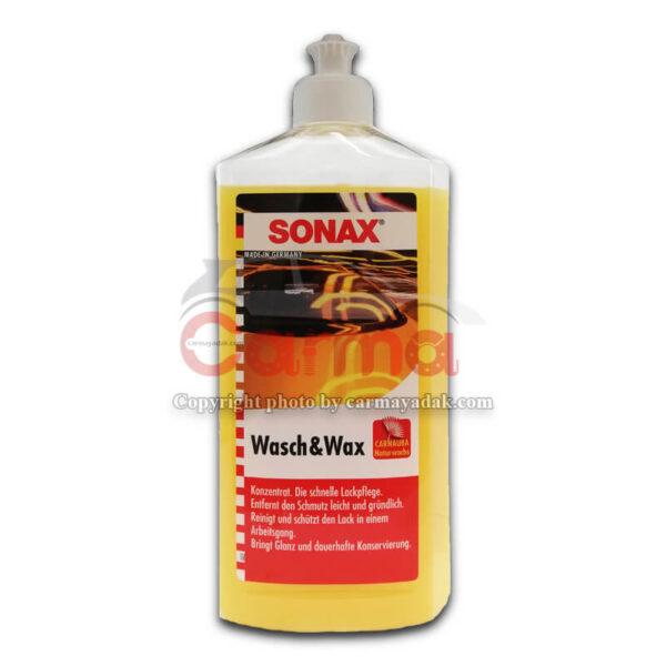 شامپو واکس SONAX