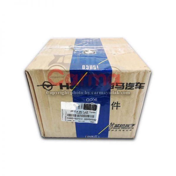 مجموعه توپی و پیچ چرخ جلو هایما S7 شرکتی (1)