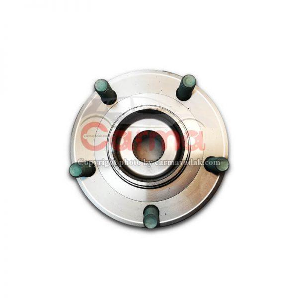 مجموعه توپی و پیچ چرخ جلو هایما S7 شرکتی (3)
