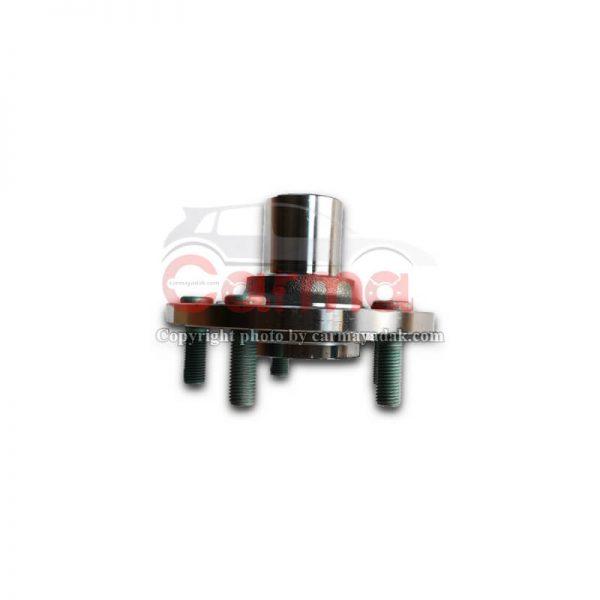 مجموعه توپی و پیچ چرخ جلو هایما S7 شرکتی (4)