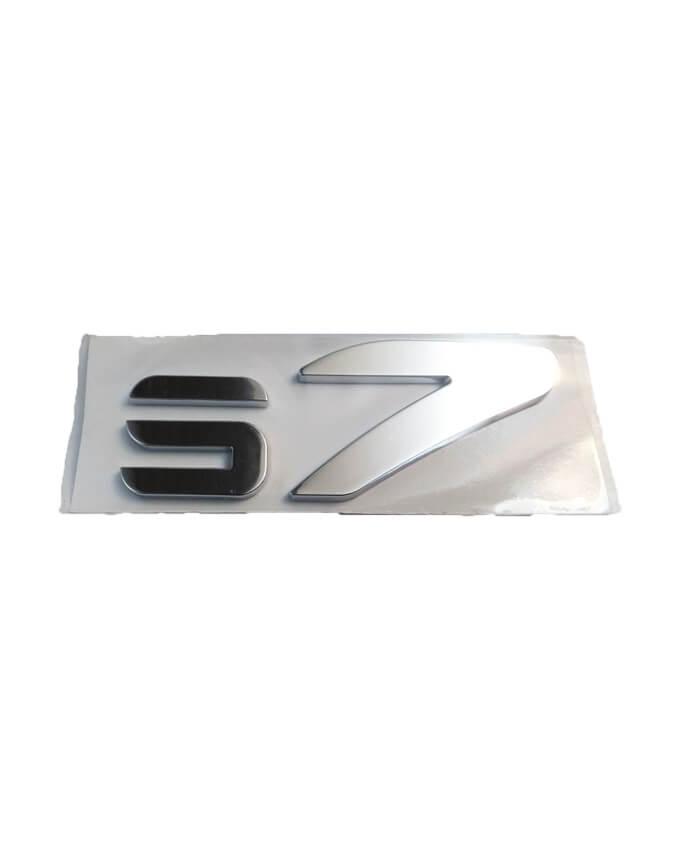 نوشته S7 روی درب صندوق هایما S7