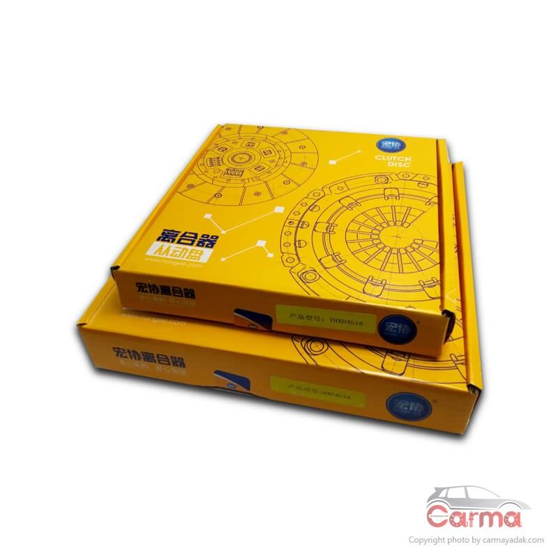کیت کامل دیسک و صفحه و بلبرینگ لیفان ۱۸۰۰ برند هانژی - 1