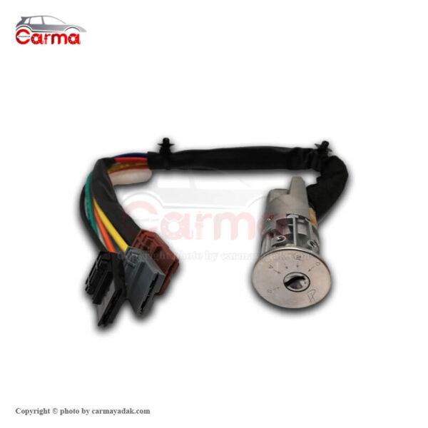مجموعه قفل وسوئیچ ضد سرقت فرمان – خودرو با گیربکس اتوماتیک دانگ فنگ اچ سی کراس شرکتی