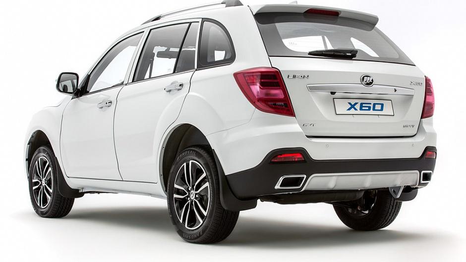 خودرو لیفان X60